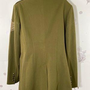 RACHEL Rachel Roy Jackets & Coats - Rachel Roy Size 14 Military Boyfriend Blazer Jacke